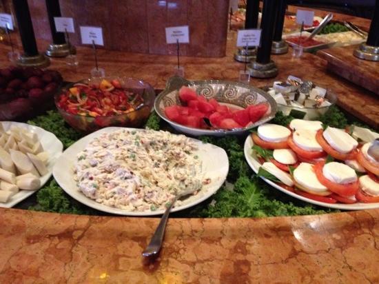 Ipanema Brazilian Steakhouse : Endless Salad Bar