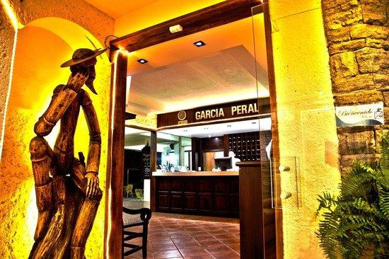 Huajuapan de Leon, Mexico: Hotel y Restaurante García Peral en Huajuapan de León