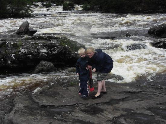 Killin Highland Lodges: Falls of Dochart