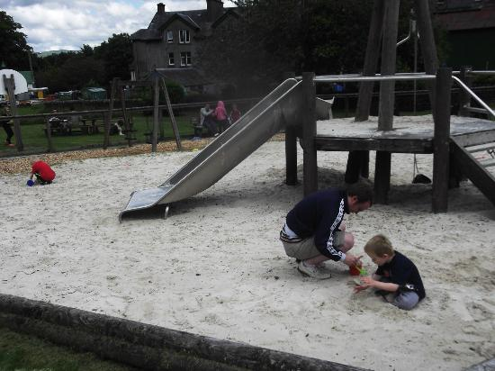Killin Highland Lodges: Killin swing park