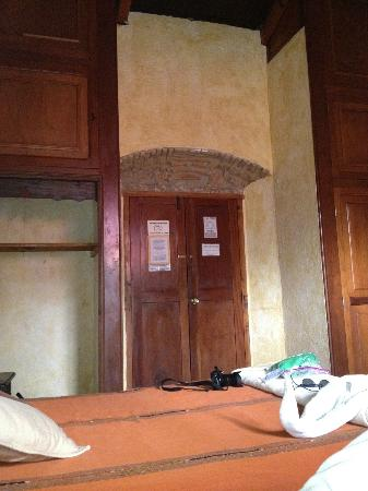 هوتل كاسا ديل باركي: Inside of room 