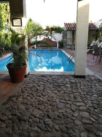 Hotel Casa del Parque: Pool