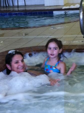 Hilton Garden Inn Albuquerque Uptown : have fun at the Hilton garden inn pool