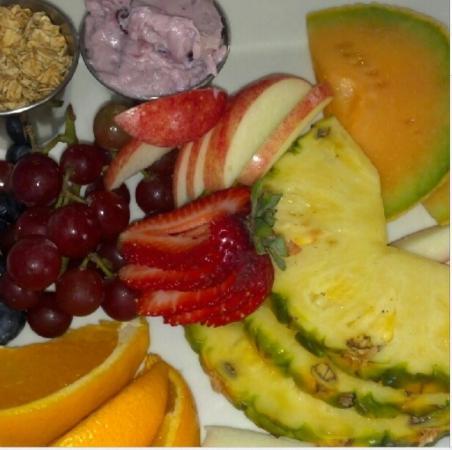 Windsor Rose Tea Room & Restaurant: Breakfast Plate