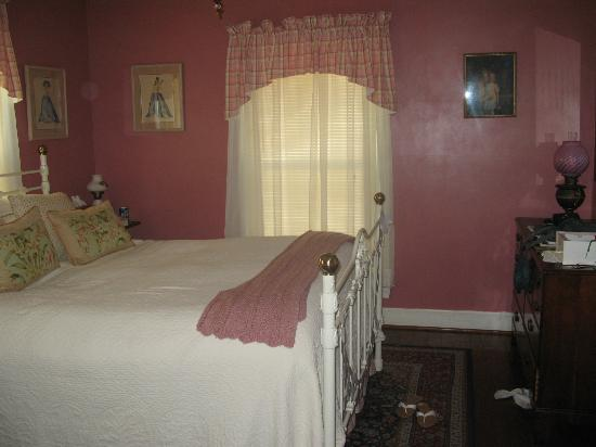 Barclay Cottage Bed and Breakfast: Alice's Room