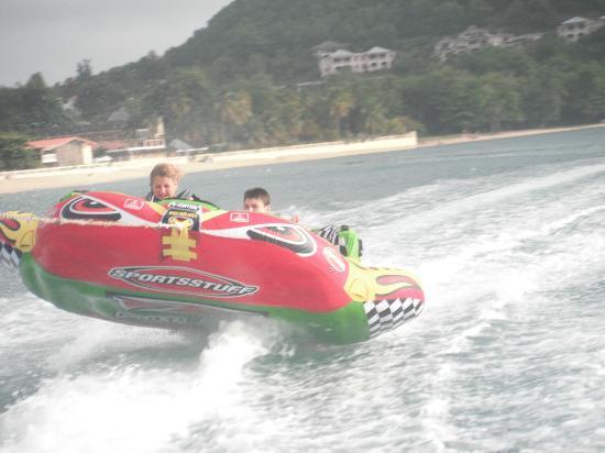 Saluna Excursions & Watersports: Tubing