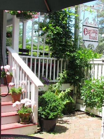 Century House: The Front Porch