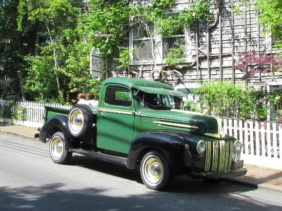 Century House: The Antique Truck