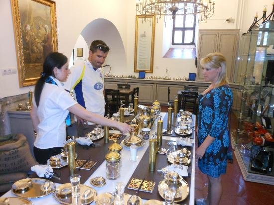 istanbulite: Turkish Coffee at the Museum of Turkish and Islamic Arts
