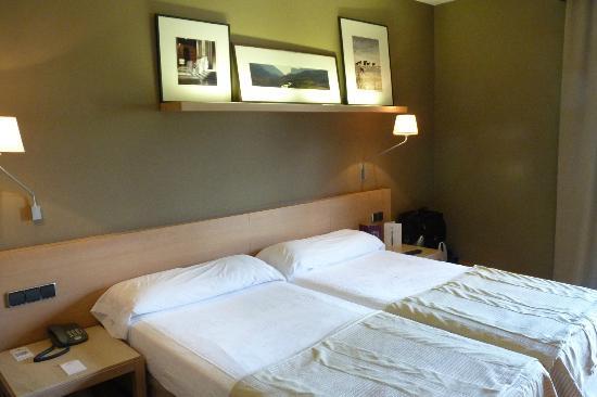 Parador de la Seu d'Urgell : Room