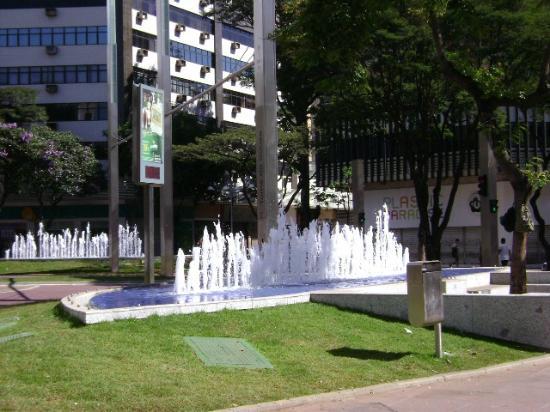 Praça da Savassi (Praça Diogo de Vasconcelos)