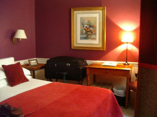 Hotel Sainte Beuve: sainte-beuve