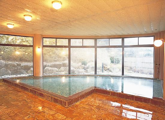 Iki Stellacote Taiankaku : 大浴場