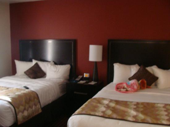 HYATT house Dallas/Addison: 2 beds in second bedroom