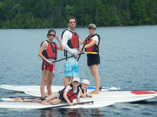 Acadia Stand Up Paddleboarding