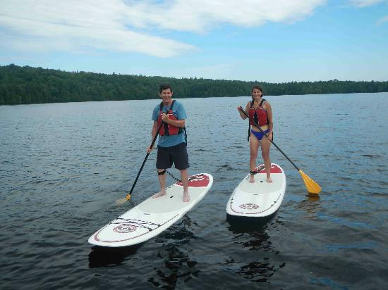 Acadia Stand Up Paddleboarding : All ages and ability levels welcome