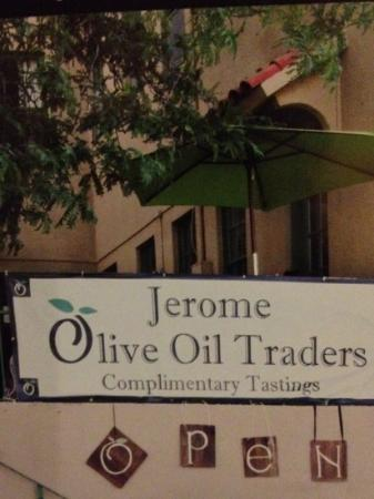 Jerome Olive Oil Traders