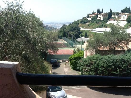 Mas des Oliviers : View from Les Vignes room