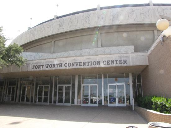 ‪شيراتون فورت وورث داون تاون هوتل: Ft. Worth Convention Center‬