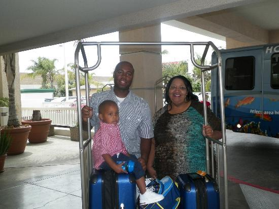 Wingate by Wyndham Los Angeles International Airport LAX: Heading Out