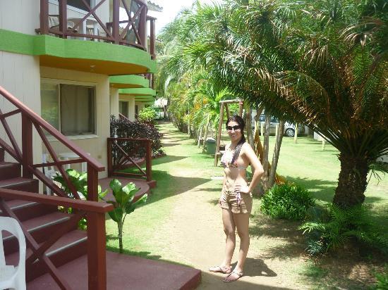 Hotel Nitana: Alrededores