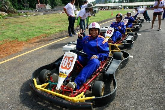 Krabi Kart Speedway: 4 strokes go-kart
