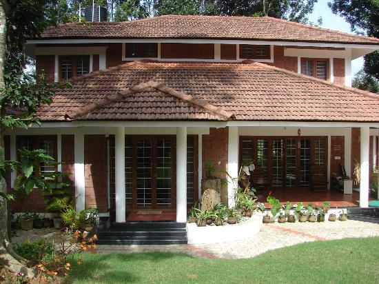 Casa Coorg Homestay : Front view