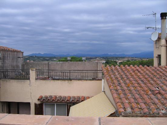 Hotel Spa Vilamont: vue du toit-terrassse