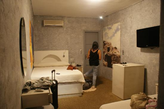 Ilio Maris Hotel : Room