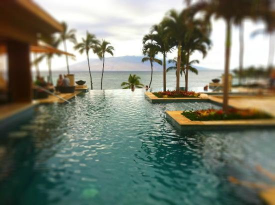 Four Seasons Resort Maui at Wailea: infinity pool