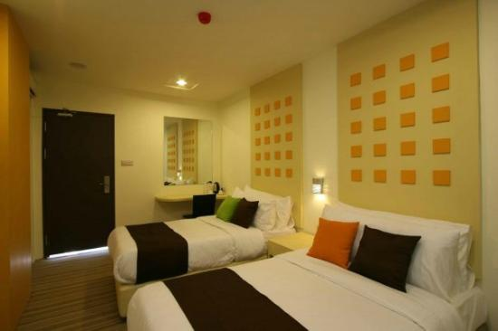360 Xpress Citycenter Kuching: Deluxe Twin