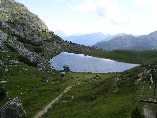 Agstner's Hotel Rainegg: Berge
