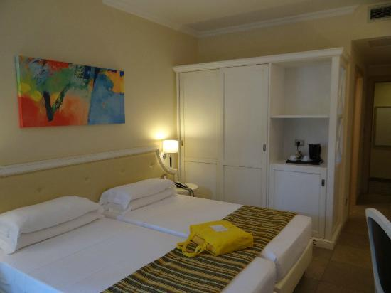 Hotel Excelsior le Terrazze: Room 204