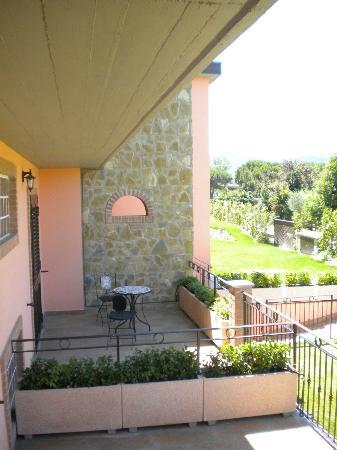 terrazza - Foto di Garden B&B, Arezzo - TripAdvisor