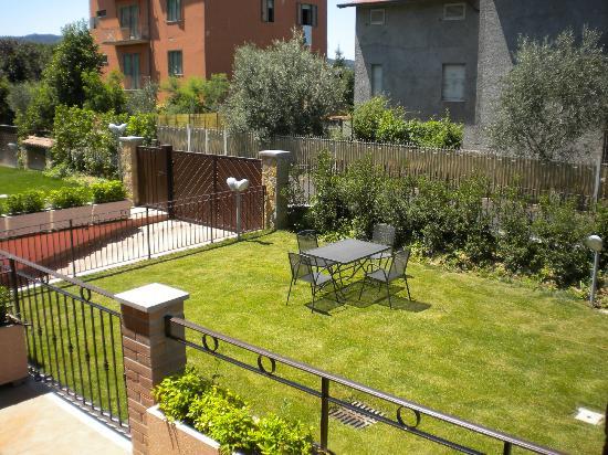 terrazza della camera orchidea - Foto di Garden B&B, Arezzo ...