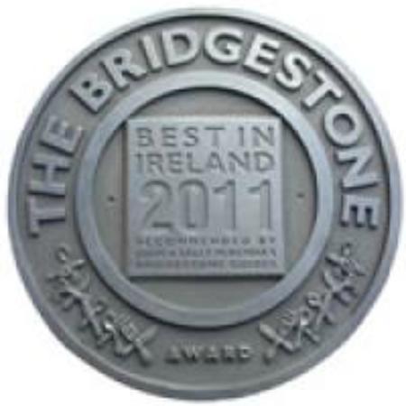Arbutus Hotel: Bridgestone 2011 & 2012