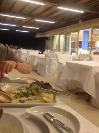 Restaurant More Dubrovnik : hotel more