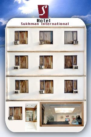 Hotel Sukhman International: hotel
