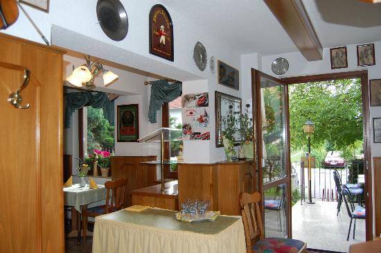 Hotel Zum Nussbaum: Restaurant