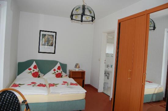 Hotel Zum Nussbaum: Komfortzimmer