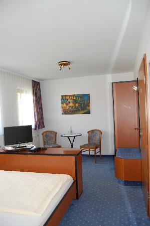 Hotel Zum Nussbaum: Sitzbereich