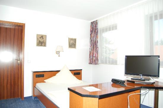 Hotel Zum Nussbaum: Einzelzimmer