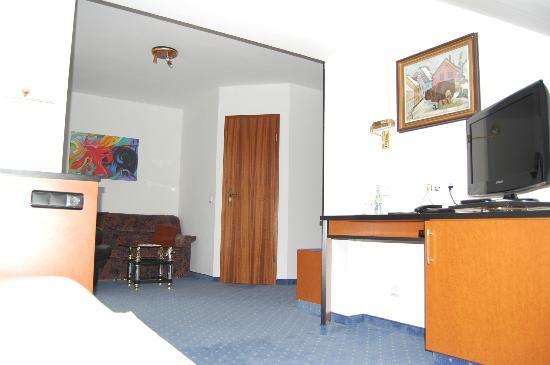 Hotel Zum Nussbaum: Sitzecke