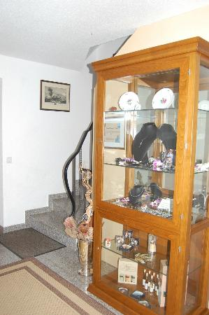 Hotel Zum Nussbaum: Eingangsbereich