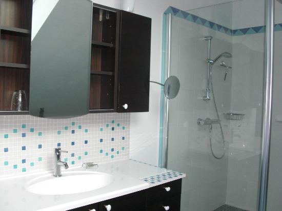 La Chimere: Salle de bains
