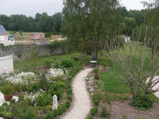 La Chimere : Jardin