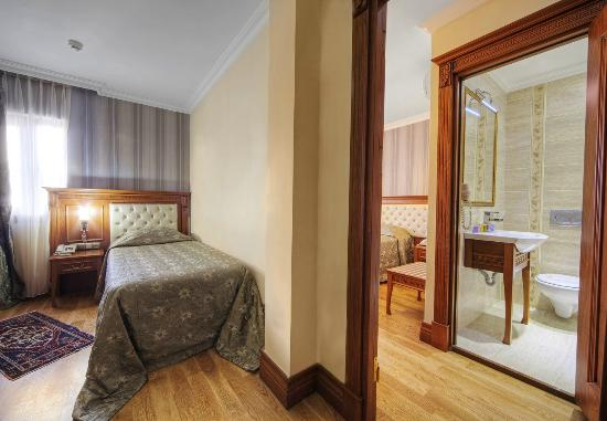 Lausos Hotel: Family Rooms