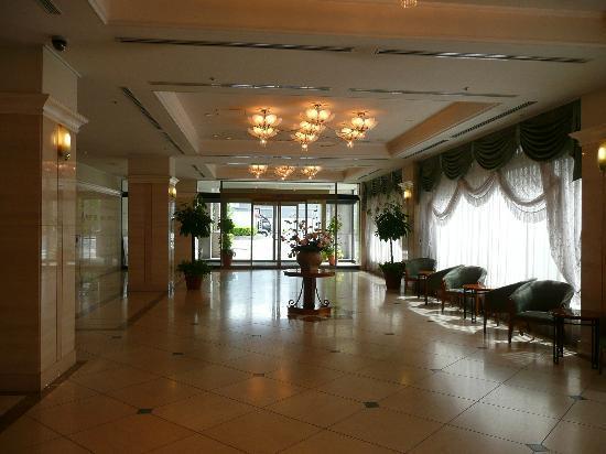 โรงแรมอารันเวิร์ท: Aranvert Hotel Kyoto lobby