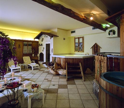 Hotel Francesin : Bagno Turco e Idromassaggio