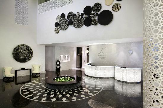 Kempinski Residences & Suites, Doha: Lobby